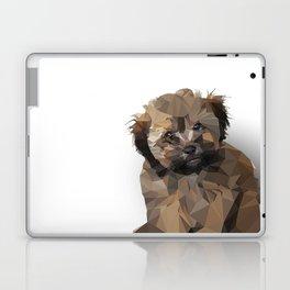 Cocoa, the puppy Laptop & iPad Skin