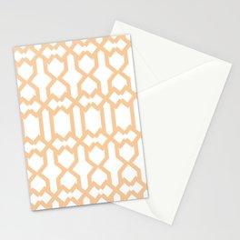 Orange Color Nat Art Set of wallpaper design Stationery Cards