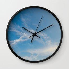 Hummingbird Cloud by Teresa Thompson Wall Clock