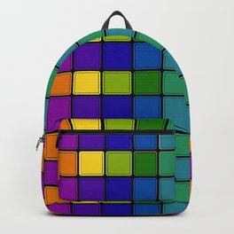 Out of Focus Chex Backpack