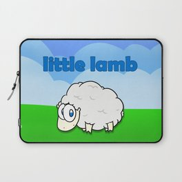 Little lamb Laptop Sleeve