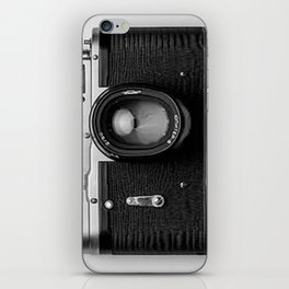 Camera style iPhone Skin