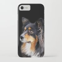 lucy iPhone & iPod Cases featuring lucy by ensemble creative