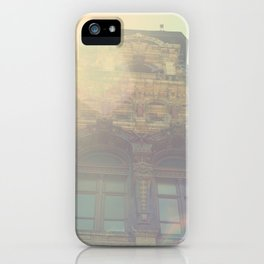 Sunny Ornament iPhone Case