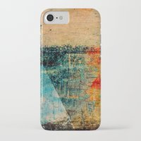 iPhone Cases featuring Bateau Dans La Brume by Fernando Vieira