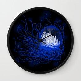 my safehouse Wall Clock