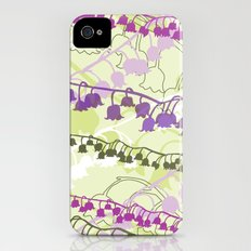 Layered Lily Slim Case iPhone (4, 4s)