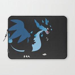 Mega Charizard X PKMN Laptop Sleeve