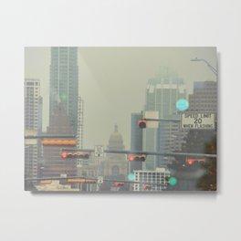 363 | austin Metal Print