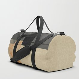 Crossing the Border Duffle Bag
