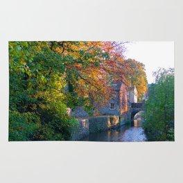 Skipton Canal Rug