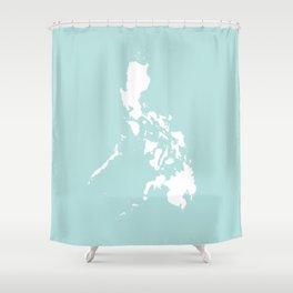 PHILIPPINES Shower Curtain
