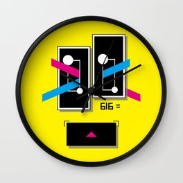 GLA (Original Characters Art by AKIRA) Wall Clock
