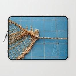 Knot The Sea Laptop Sleeve