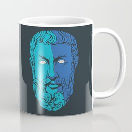 Heraclitus Philosopher Coffee Mug