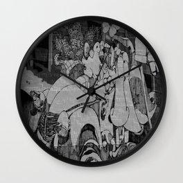voiture Wall Clock