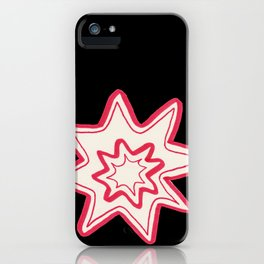 POW iPhone Case
