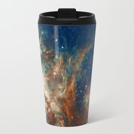 Space Nebula, Star and Space, A View of Galaxy and Outerspace Travel Mug