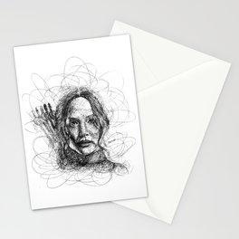 The Mockingjay Lives Stationery Cards