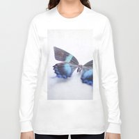 butterfly Long Sleeve T-shirts featuring Butterfly by Pure Nature Photos