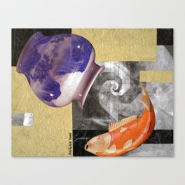 Feng Shui Mishap No. 21 Canvas Print