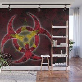 Biohazard Vietnam, Biohazard from Vietnam, Vietnam Quarantine Wall Mural