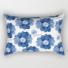 Blissful Rectangular Pillow