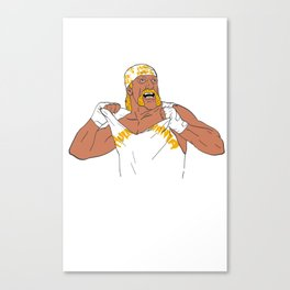 HULK RULEZ Canvas Print