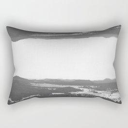 Nestled Inland Rectangular Pillow