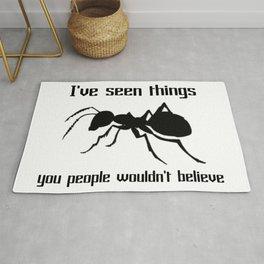 Unbelievable Ant Runner Rug