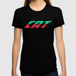 Cat Modern Design T-shirt