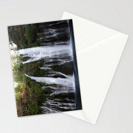Burney falls Stationery Cards