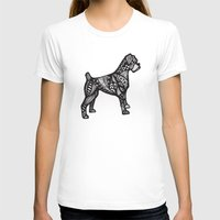 boxer T-shirts featuring Boxer by creative.court