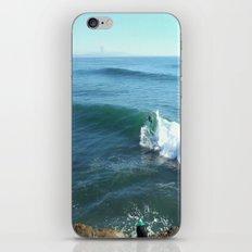 kelly slater iPhone & iPod Skin