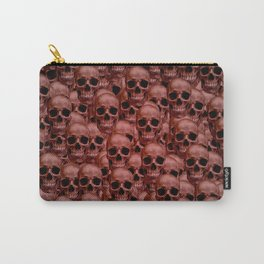 Skull wall Carry-All Pouch