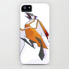 Golden Moa iPhone Case