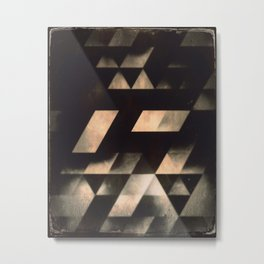 tyntype Metal Print
