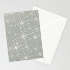 Oyster Bay Glitter Stationery Cards