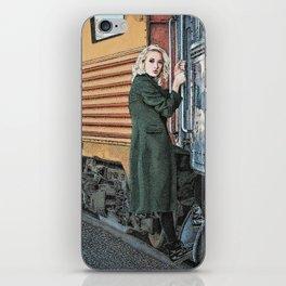 A Departure iPhone Skin