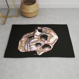 Kintsugi Lucy Skull Rug