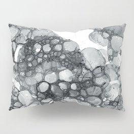 Ink Bubbles Pillow Sham