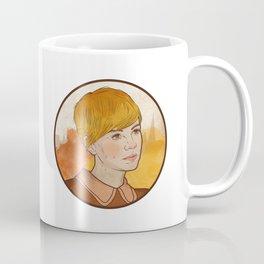 Carey Mulligan Coffee Mug
