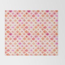 BEWBS Boobs Scale Pattern Throw Blanket