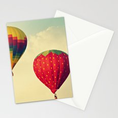 Early Morning Flight Stationery Cards