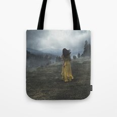 Escape to the Hills Tote Bag