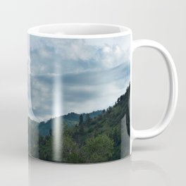 Princess Mononoke Landscape Coffee Mug