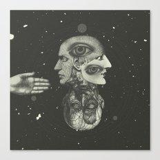 COSMIC ANATOMY  Canvas Print