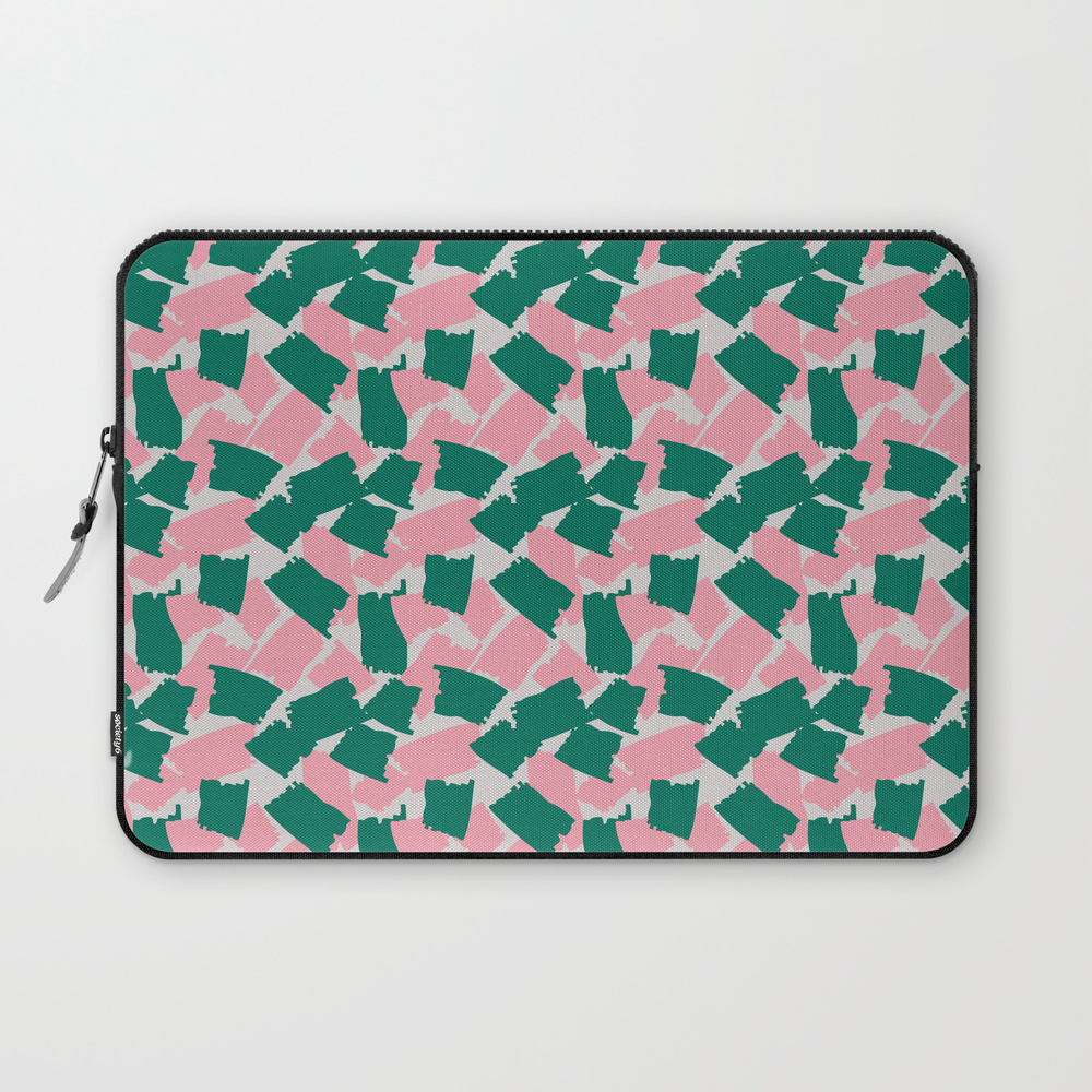 Shredded Paper Laptop Sleeve by mentasabrosa (LSV6367139) photo