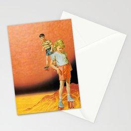 hot stilts  Stationery Cards