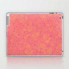 Transient half tone color blocking Laptop & iPad Skin